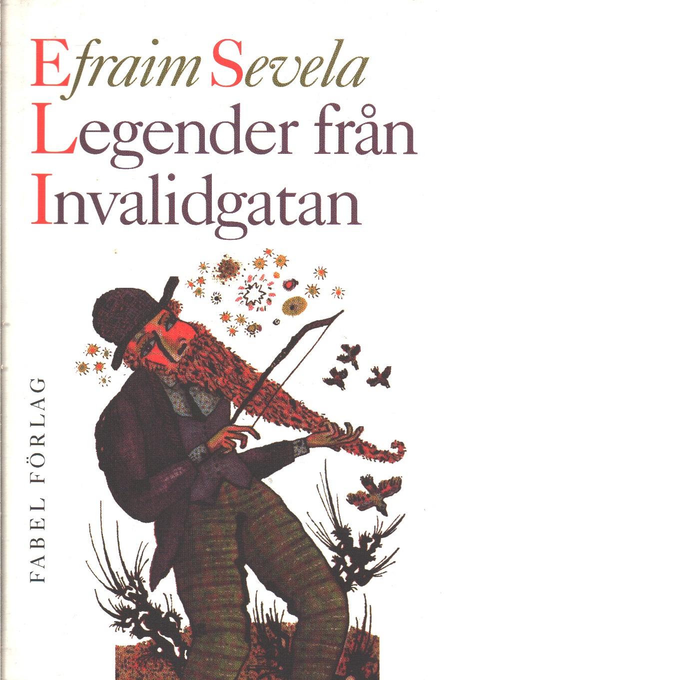 Legender från Invalidgatan - Sevela, E?fraim