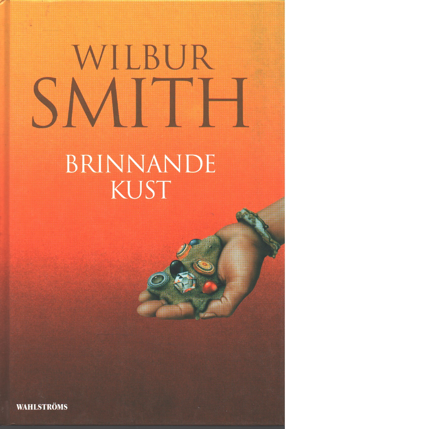 Brinnande kust - Smith, Wilbur