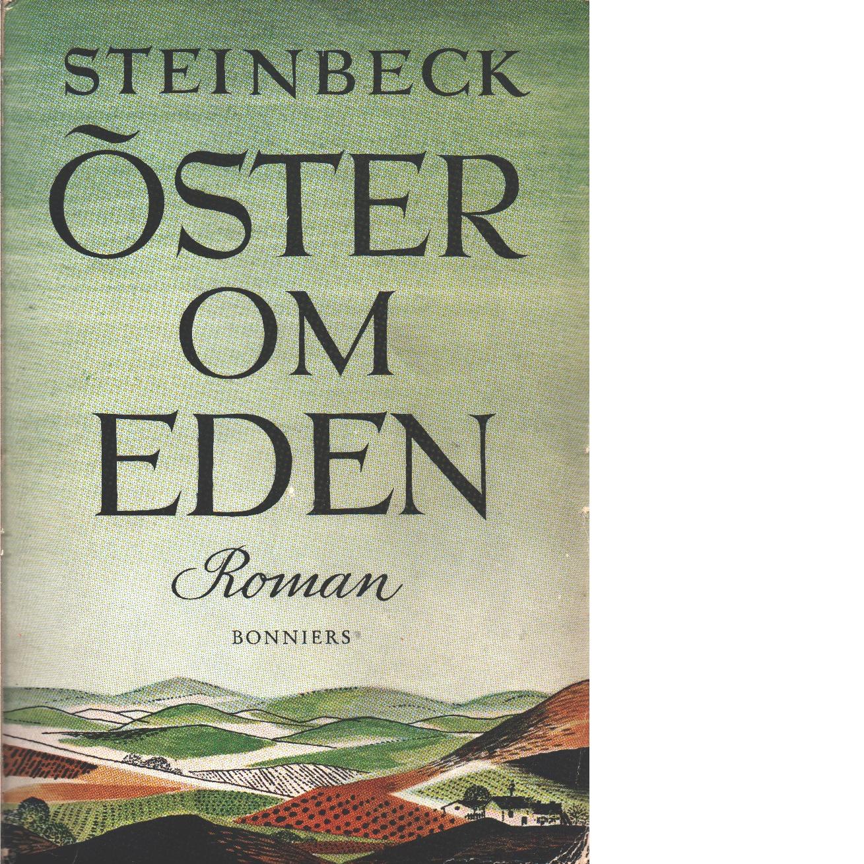 Öster om Eden - Steinbeck, John