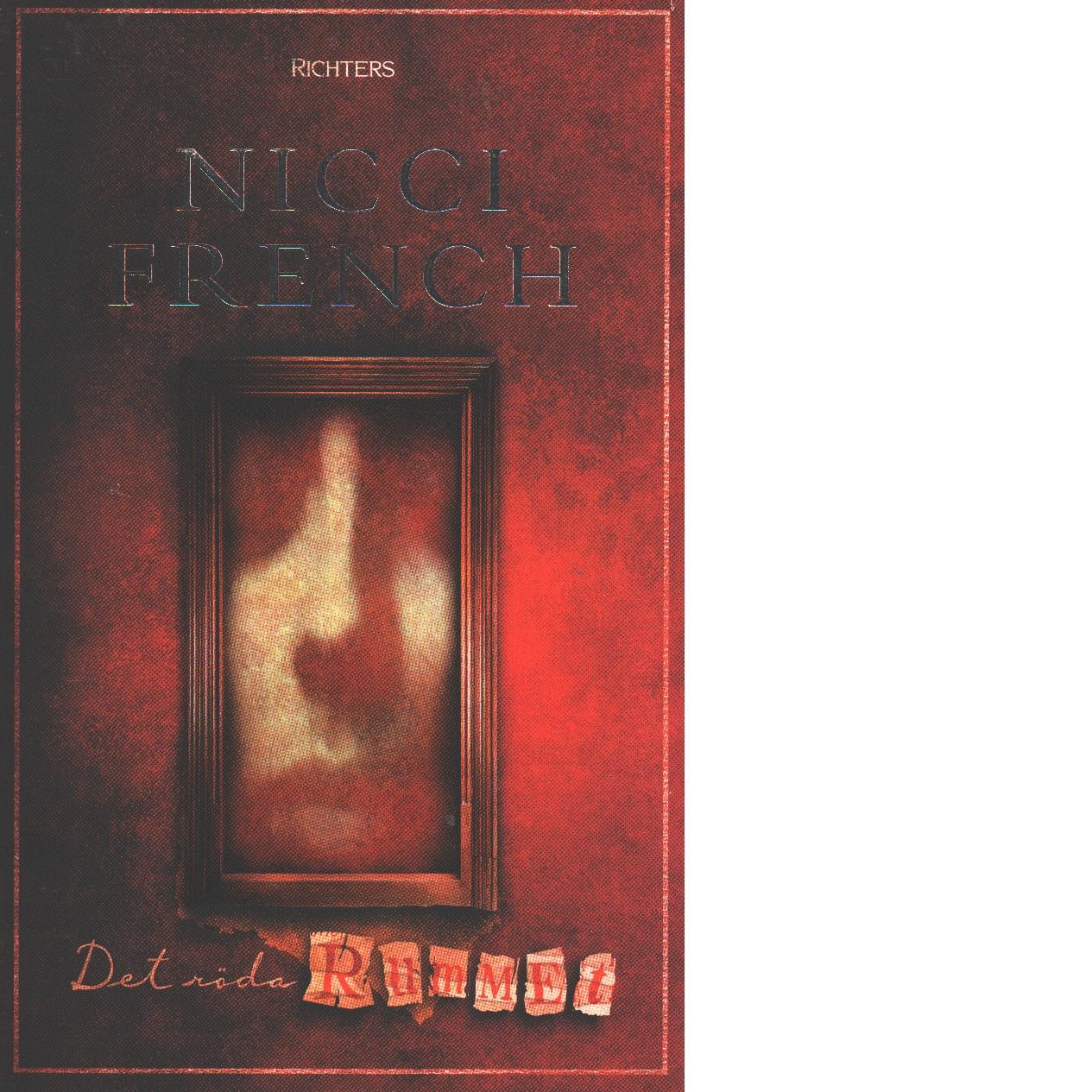 Det röda rummet - French, Nicci