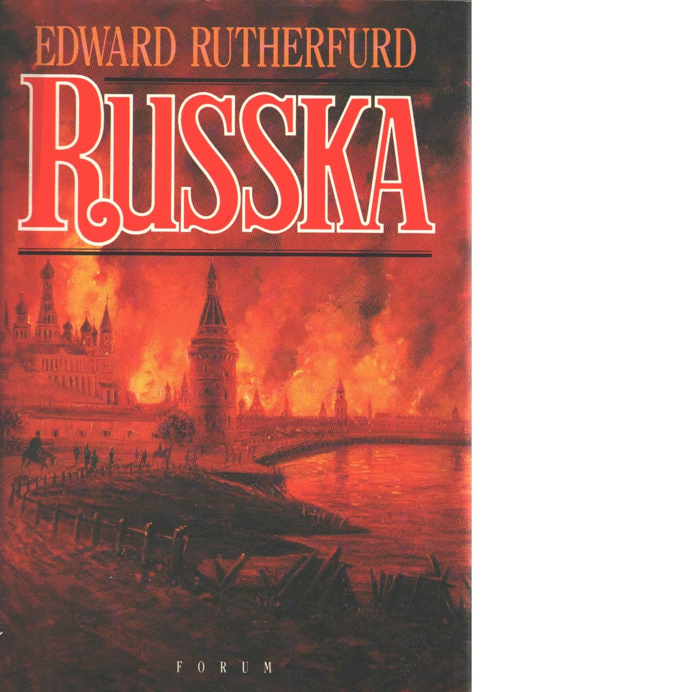 Russka - Rutherfurd, Edward