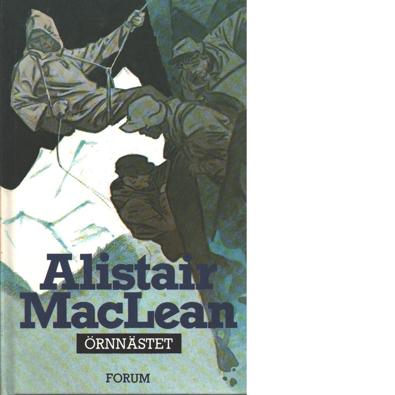 Örnnästet - MacLean Alistair