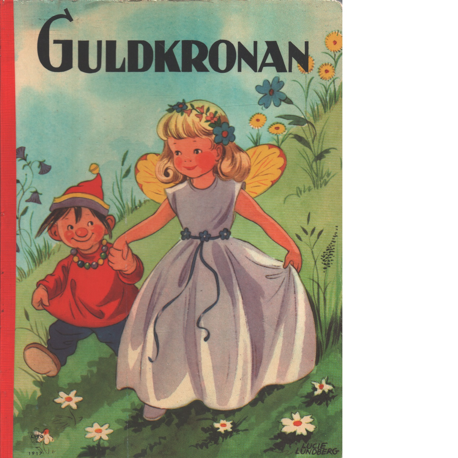 Guldkronan - Berthelius, Jenny