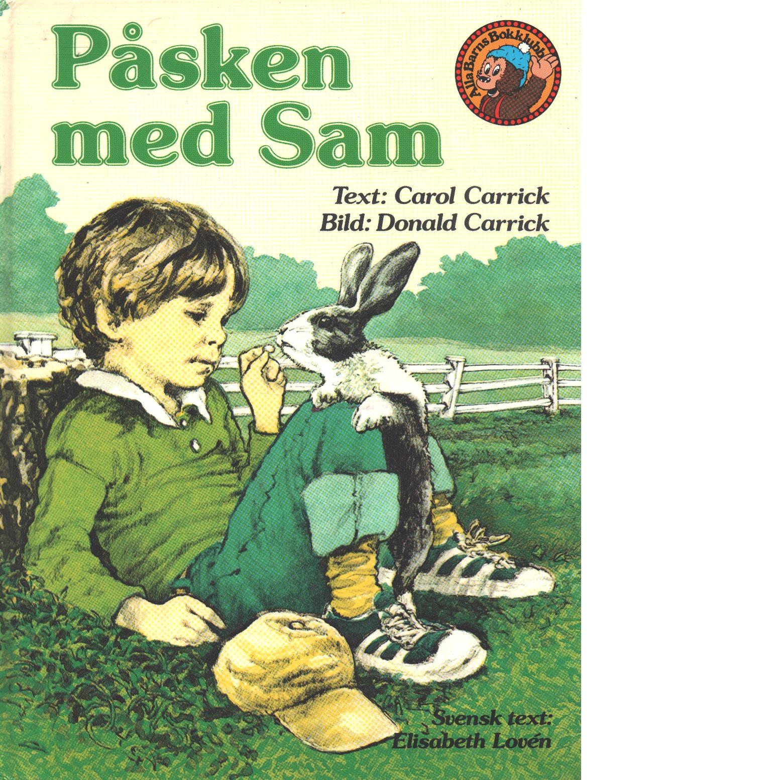 Påsken med Sam - Carrick, Carol