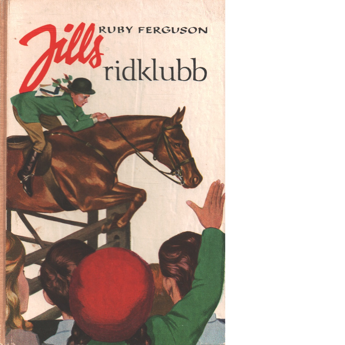 Jills ridklubb - Ferguson, Ruby