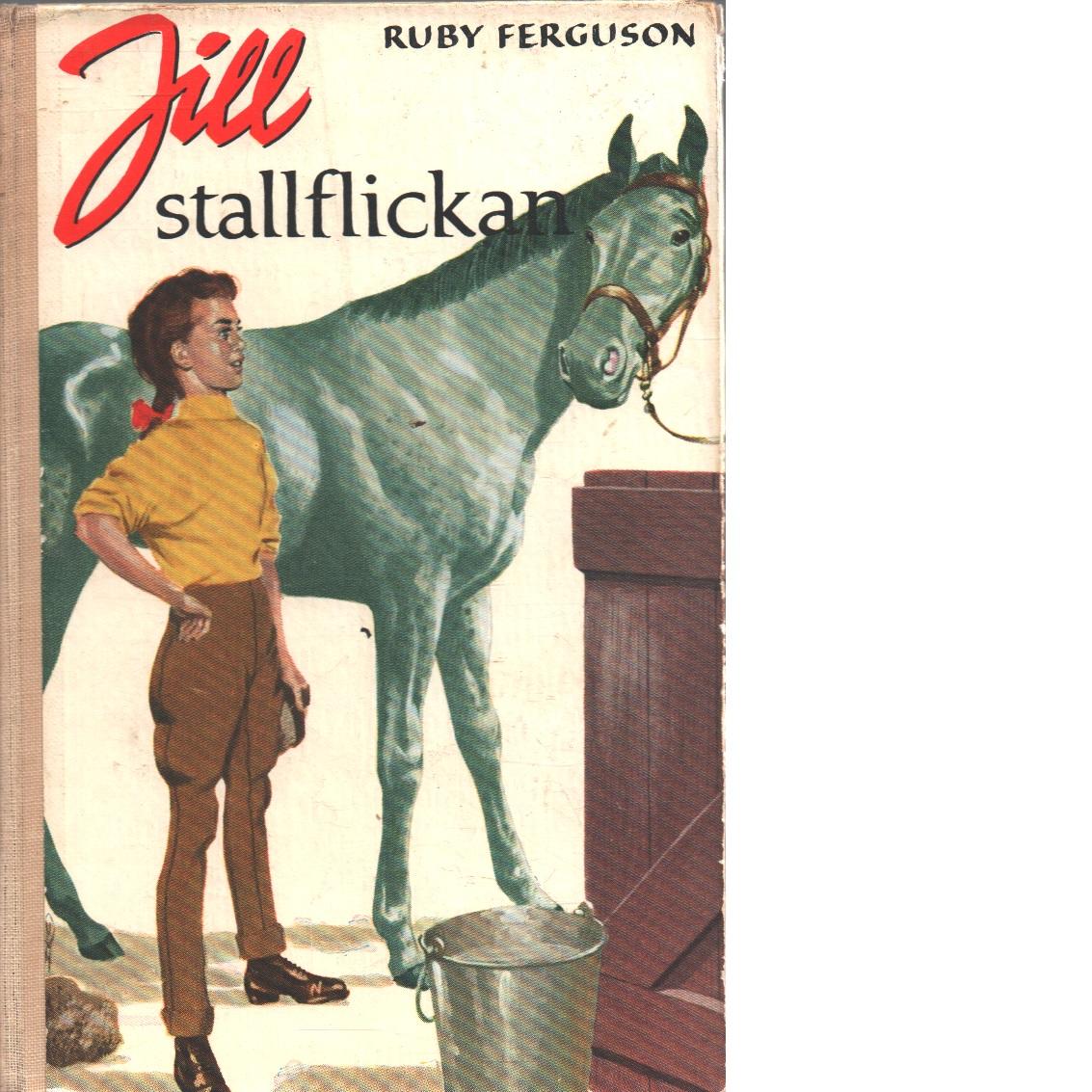 Jills stallflickan - Ferguson, Ruby