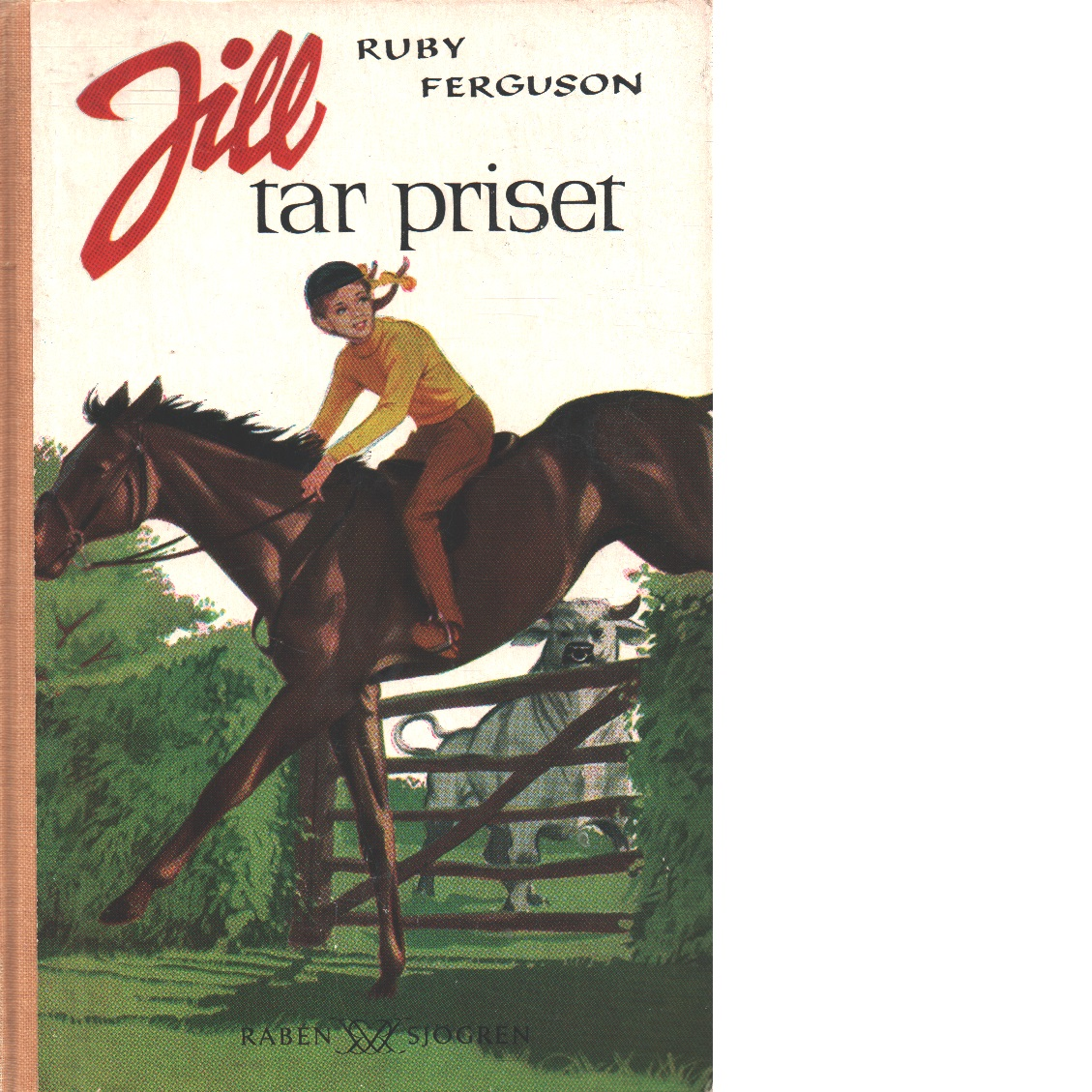 Jill tar priset - Ferguson, Ruby