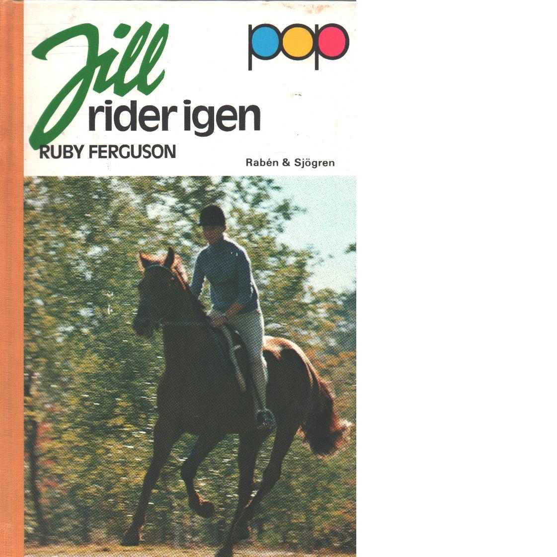 Jill rider igen - Ferguson, Ruby