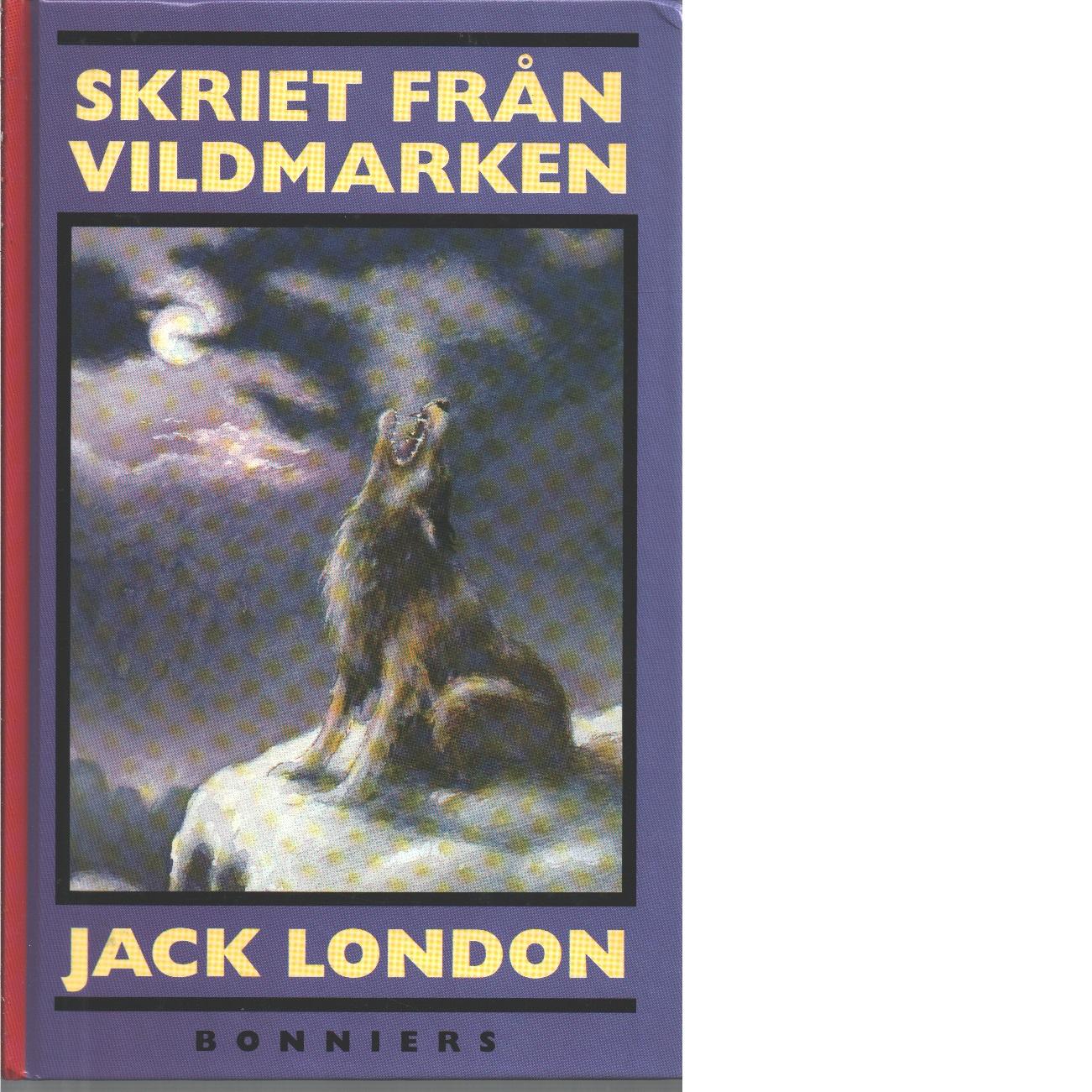 Skriet från vildmarken - London, Jack