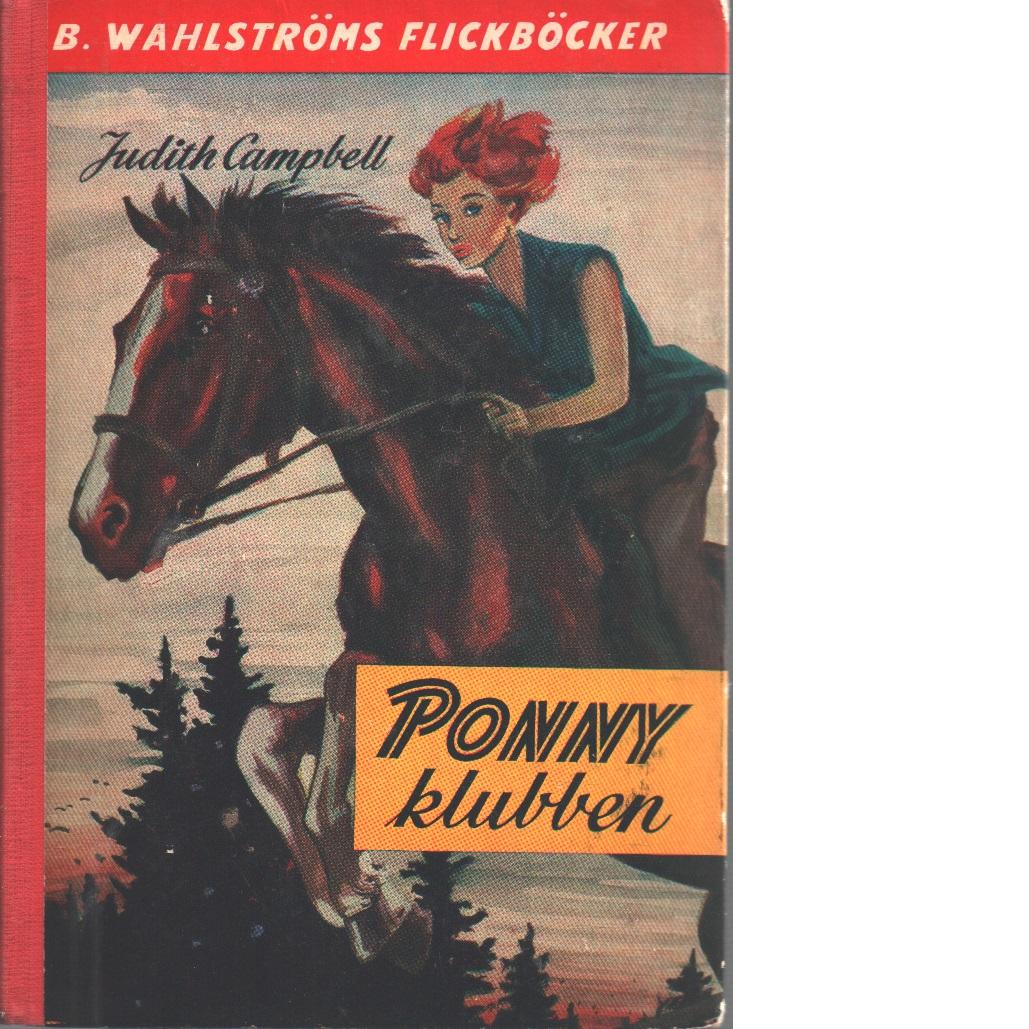 Ponnyklubben - Campbell, Judith