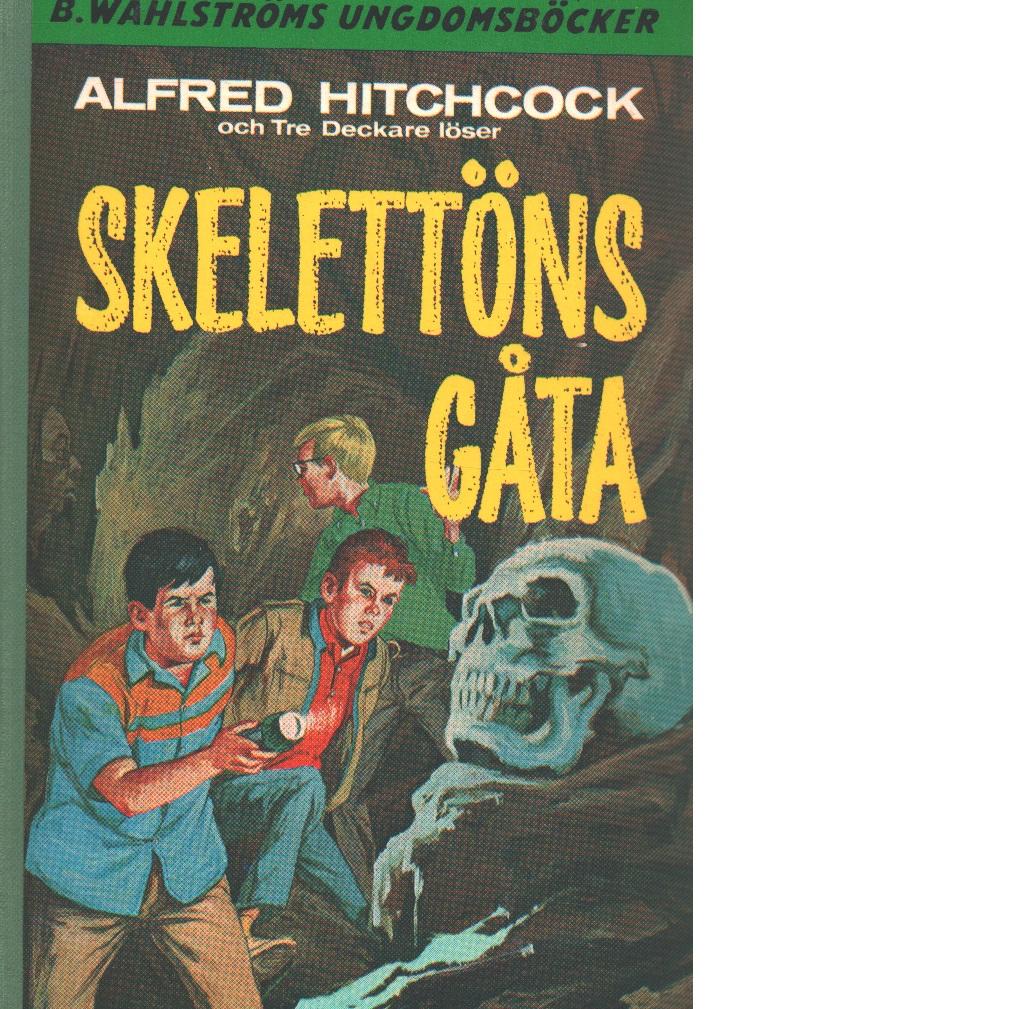 Alfred Hitchcock och Tre deckare löser Skelettöns gåta - Arthur, Robert