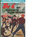 De 6 och äventyret på Rilloby nöjesfält - Blyton, Enid