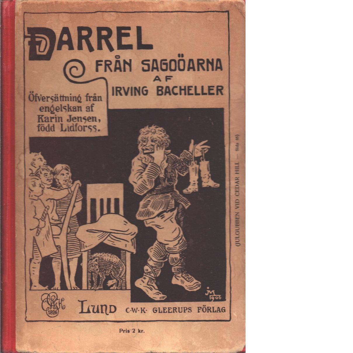 Darrel från Sagoöarna - Bacheller, Irving