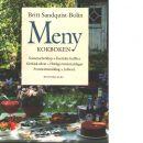 Menykokboken - Sandquist-Bolin, Britt