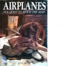 Aeroplanes: Our Quest to Reach the Skies - Reyes, Gary