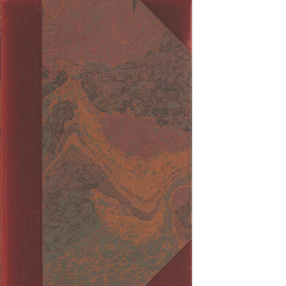 Samlade dikter. Bd 1 - 5 - Snoilsky, Carl