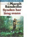Sagan om Isfolket nr. 27  Synden har lång svans - Sandemo, Margit