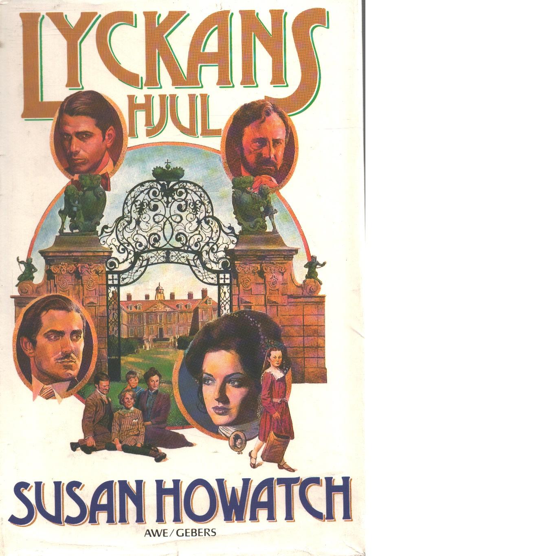 Lyckans hjul - Howatch, Susan