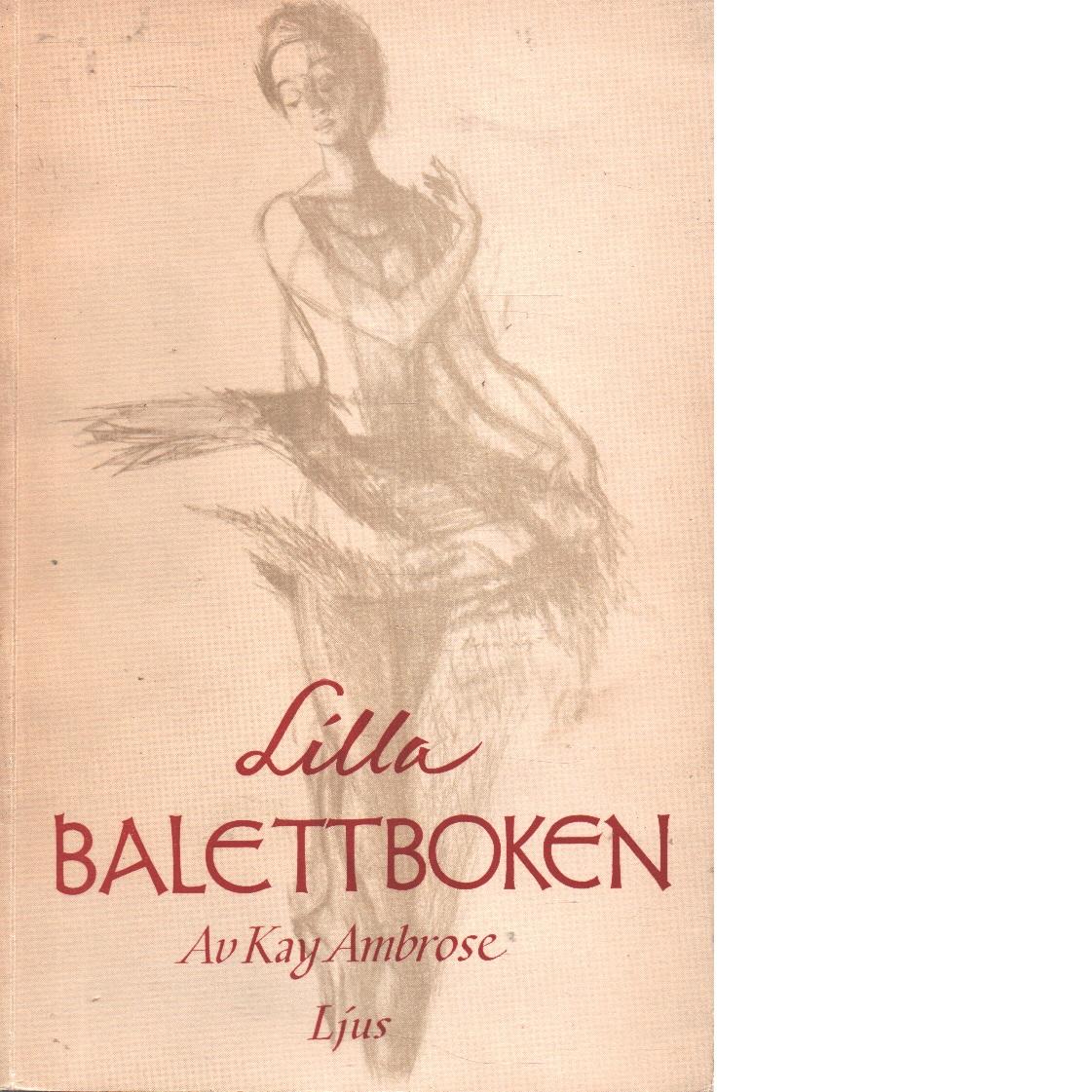 Lilla balettboken - Ambrose, Kay