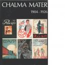 Chalma mater. D. 3, 1904-1926 - Red.