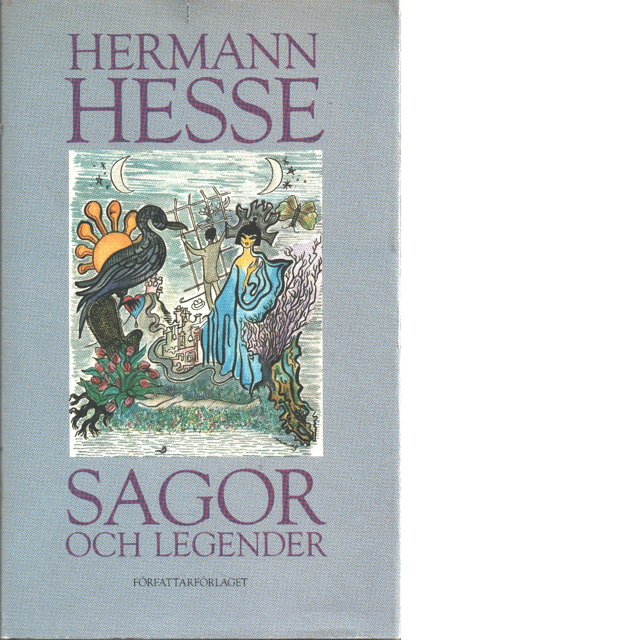 Sagor och legender - Hesse, Hermann