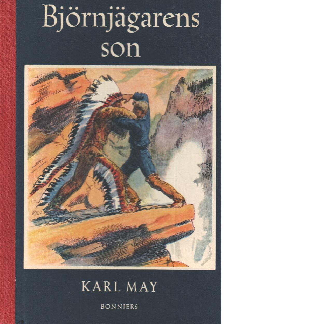 Björnjägarens son - May, Karl