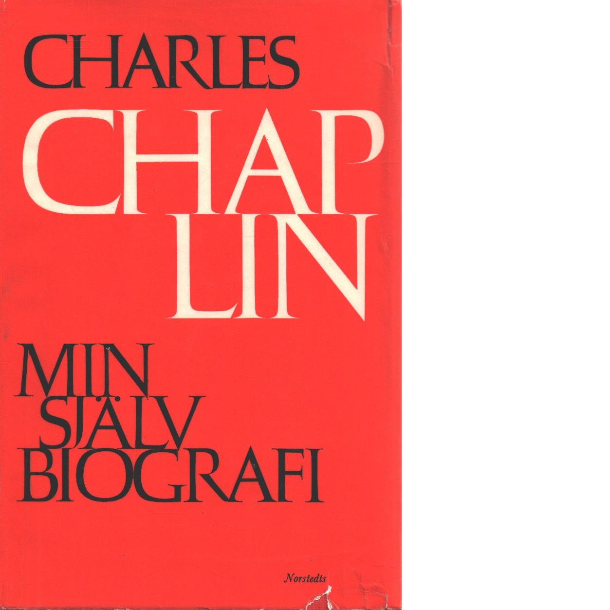 Min självbiografi - Chaplin, Charlie