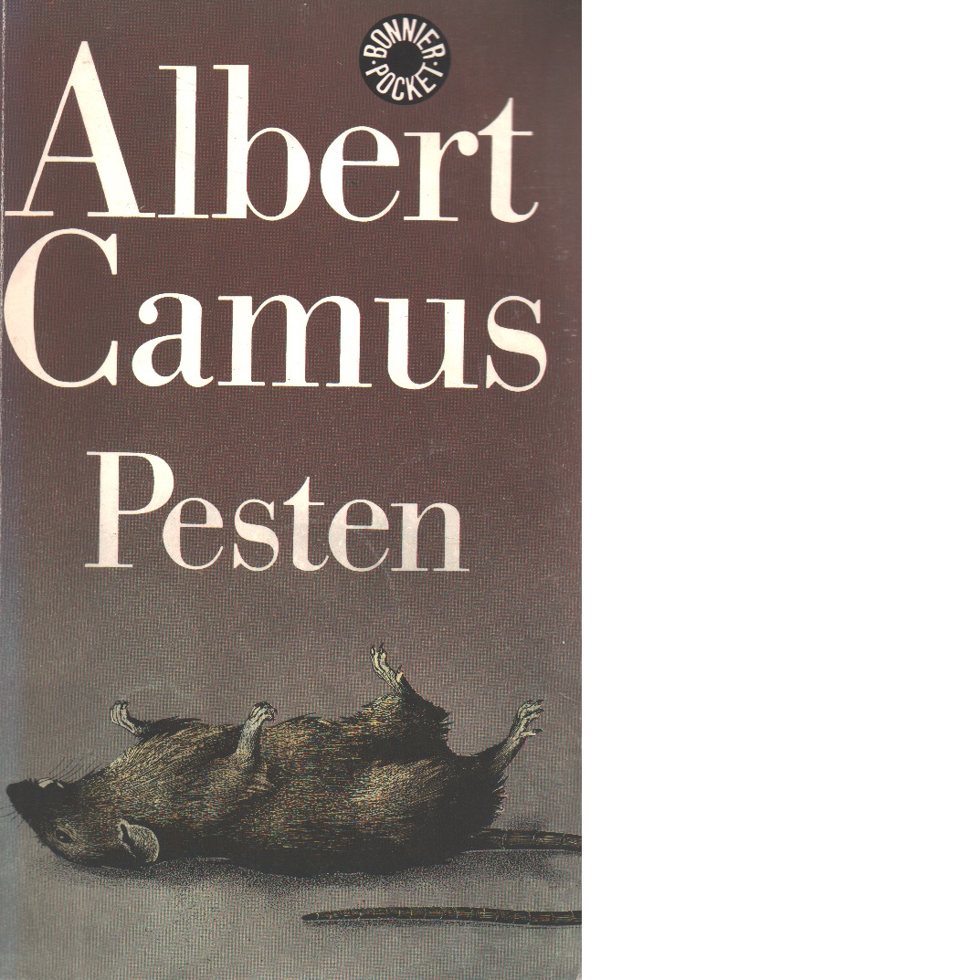 Pesten - Camus, Albert