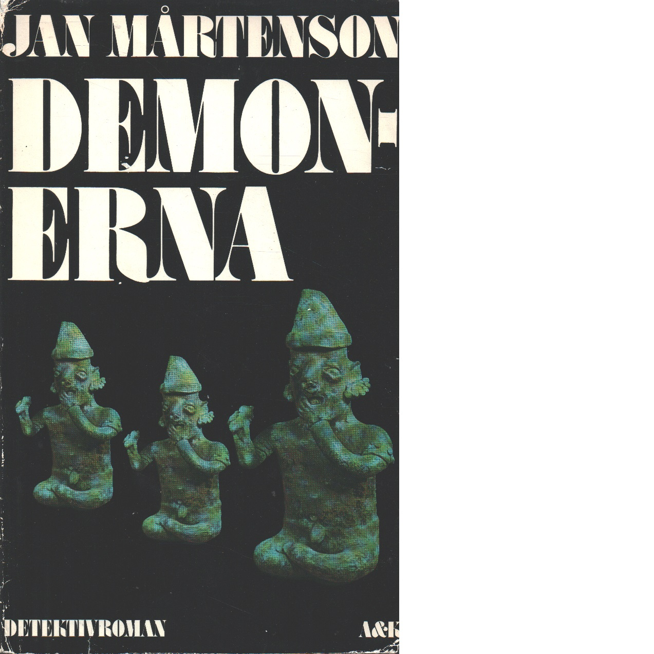 Demonerna - Mårtenson, Jan