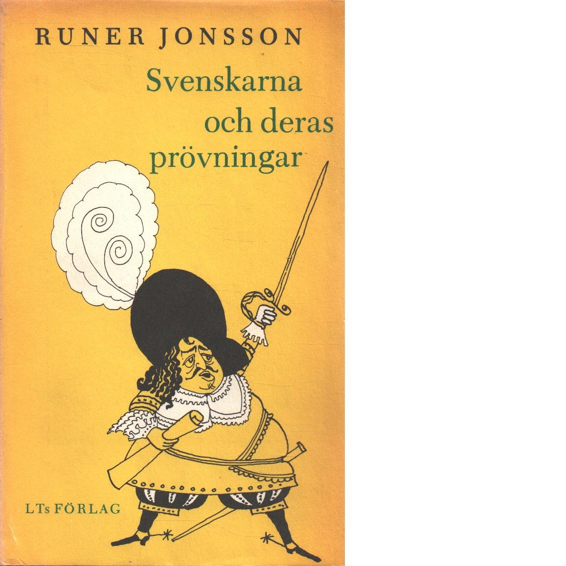 Svenskarna och deras prövningar - Jonsson, Runer