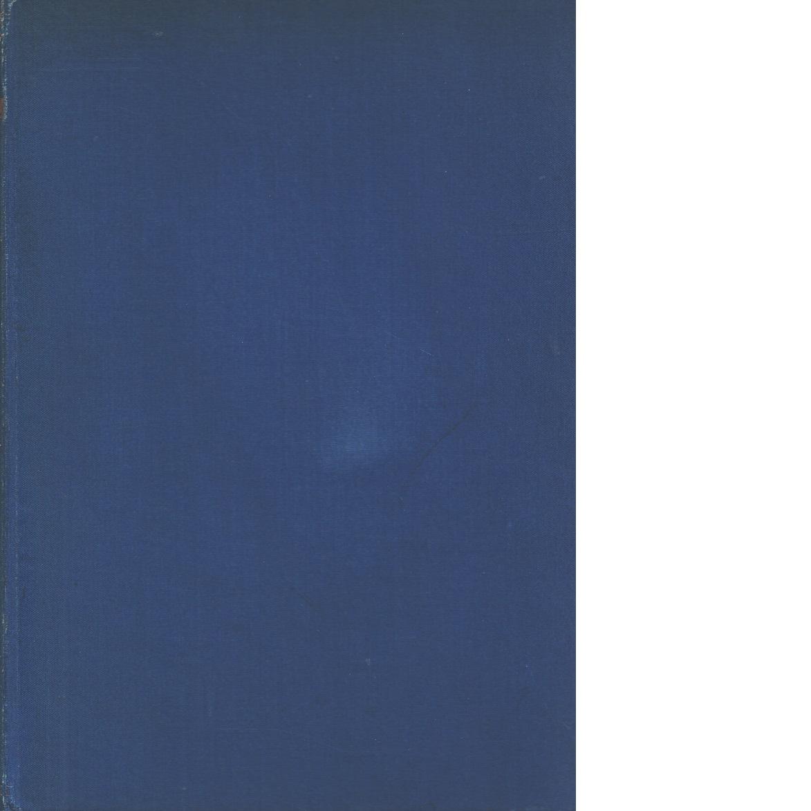 """En blå bok. [1], en blå bok : aflämnad till vederbörande och utgörande kommentar till """"svarta fanor. Supplement - Strindberg, August"""