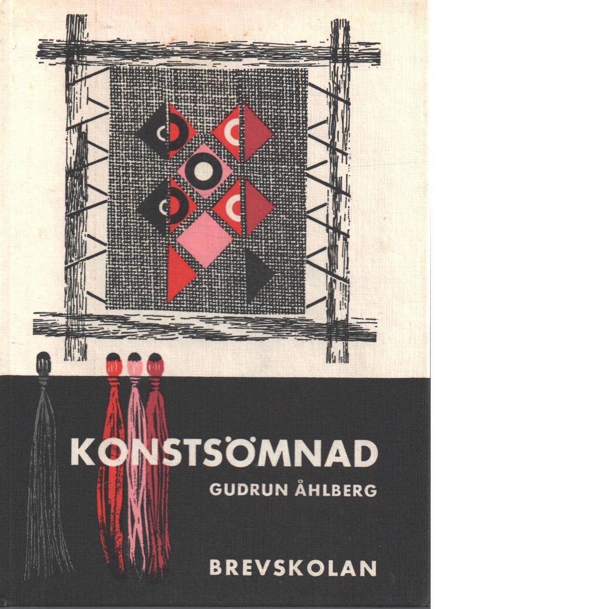 Konstsömnad : kursbok i konstsömnad - Åhlberg, Gudrun