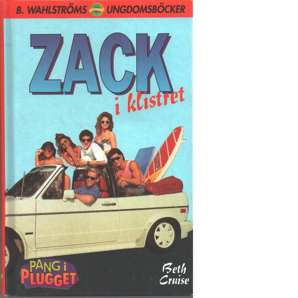 Zack i klistret - Cruise, Beth