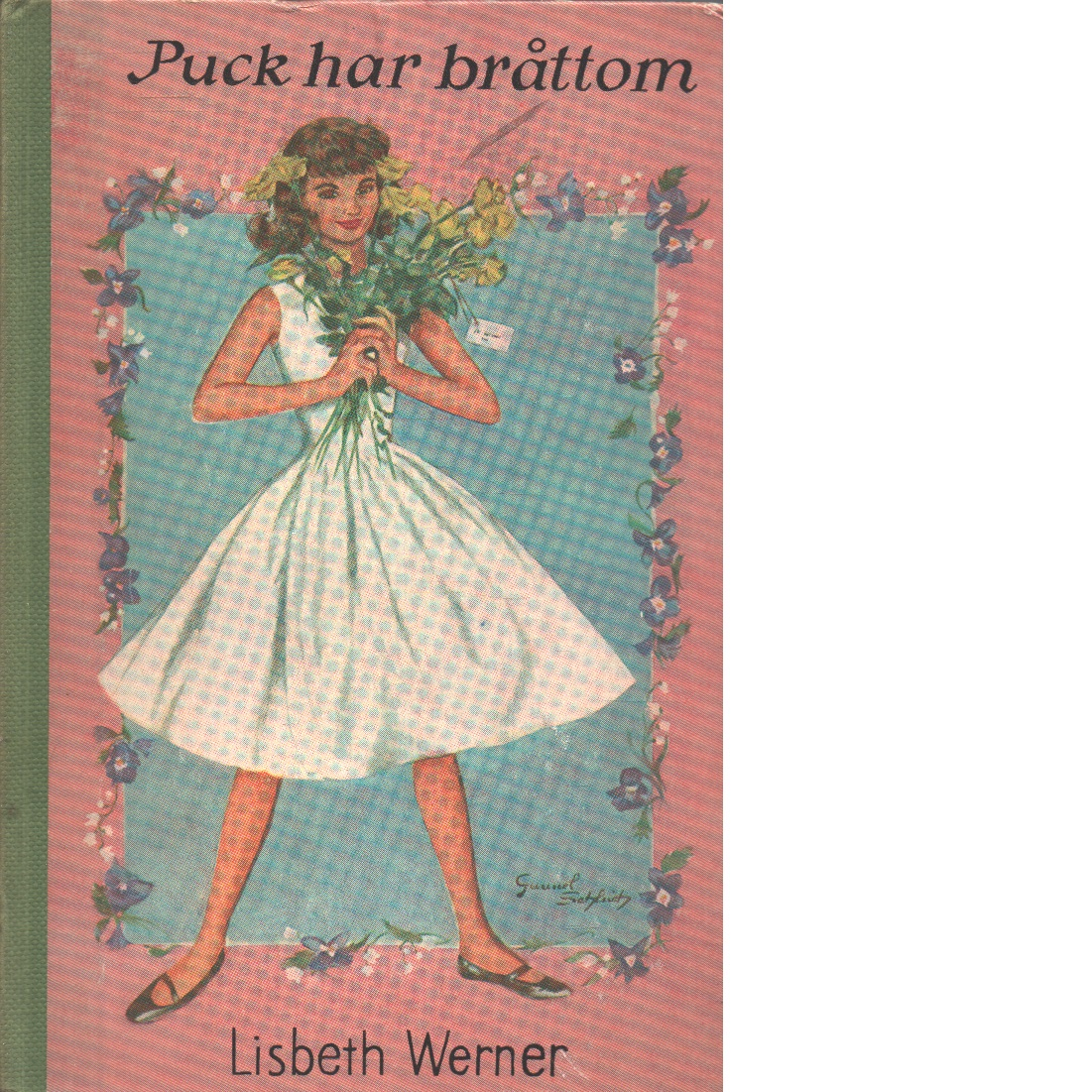 Puck har bråttom - Werner, Lisbeth
