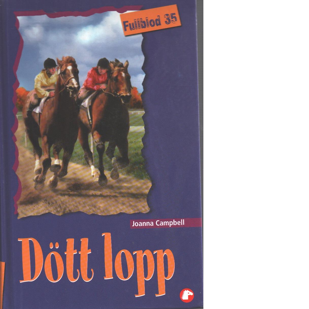 Dött lopp - Campbell, Joanna