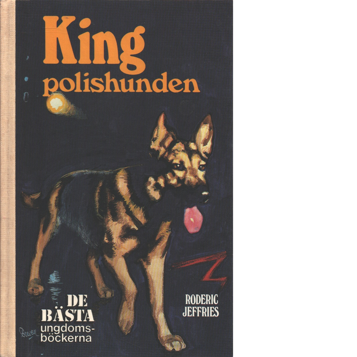 King, polishunden - Jeffries, Roderic