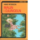 Malin i djungeln - Peterson, Hans,