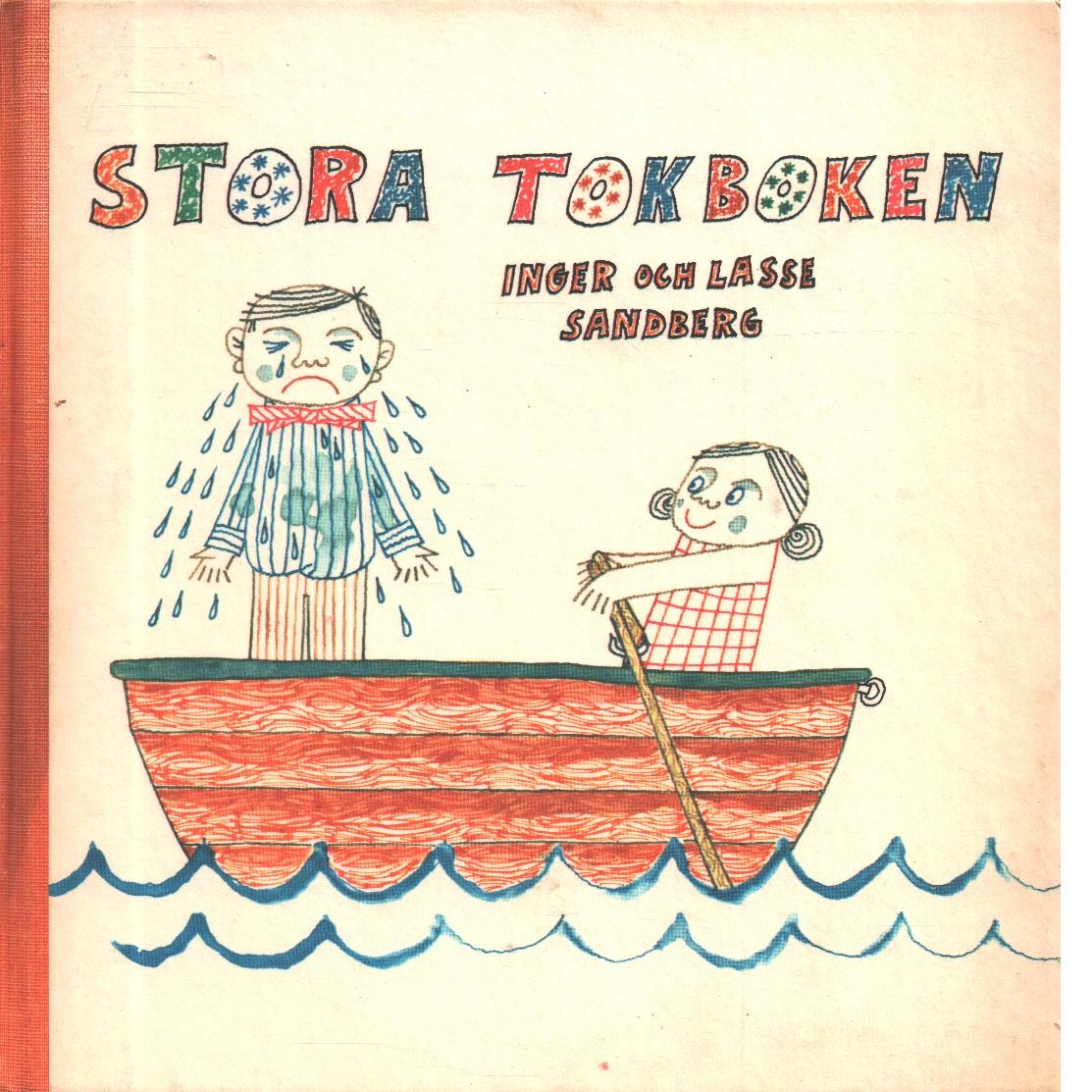Stora tokboken - Sandberg, Inger Och Sandberg, Lasse,