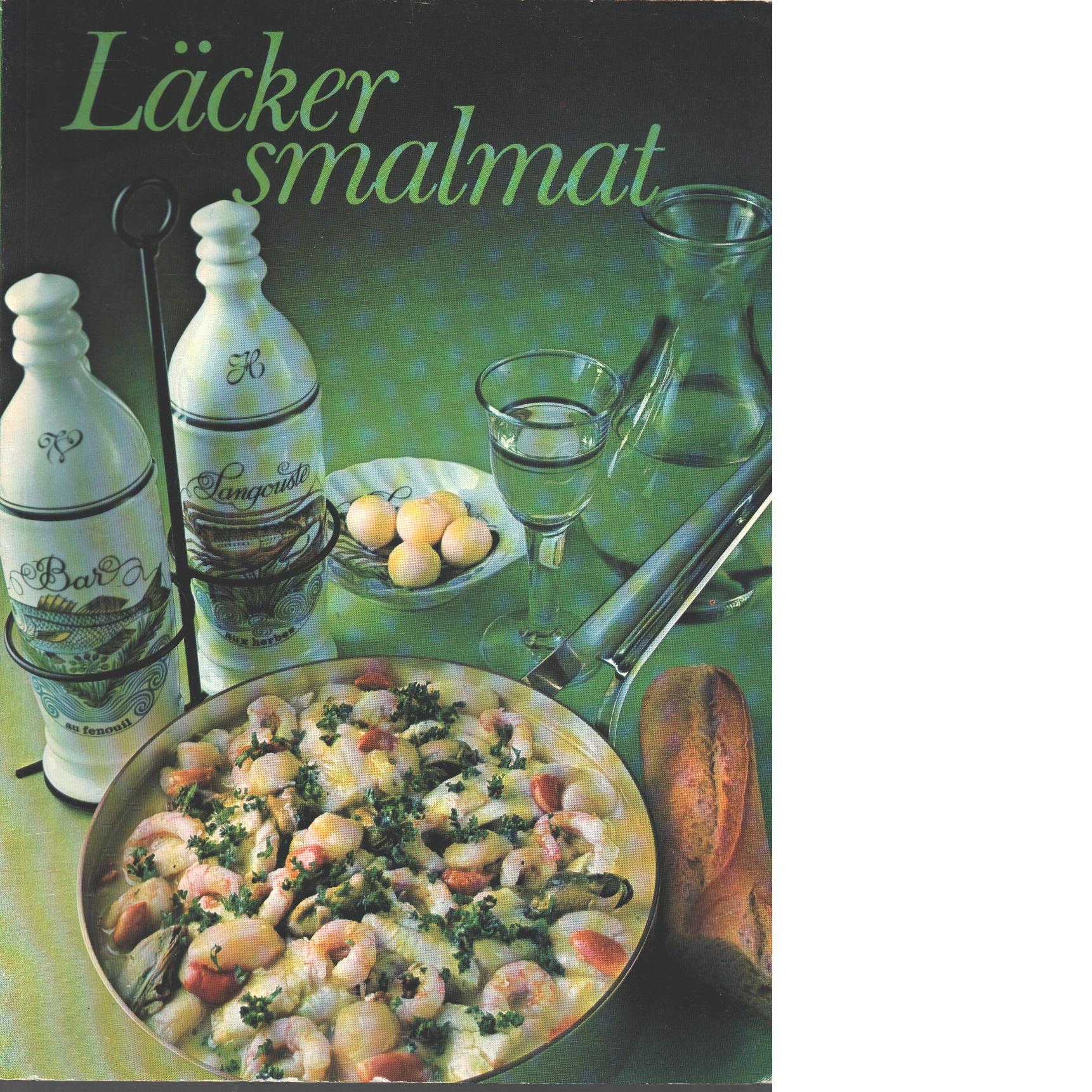 Läcker smalmat - Tardini, Ellis