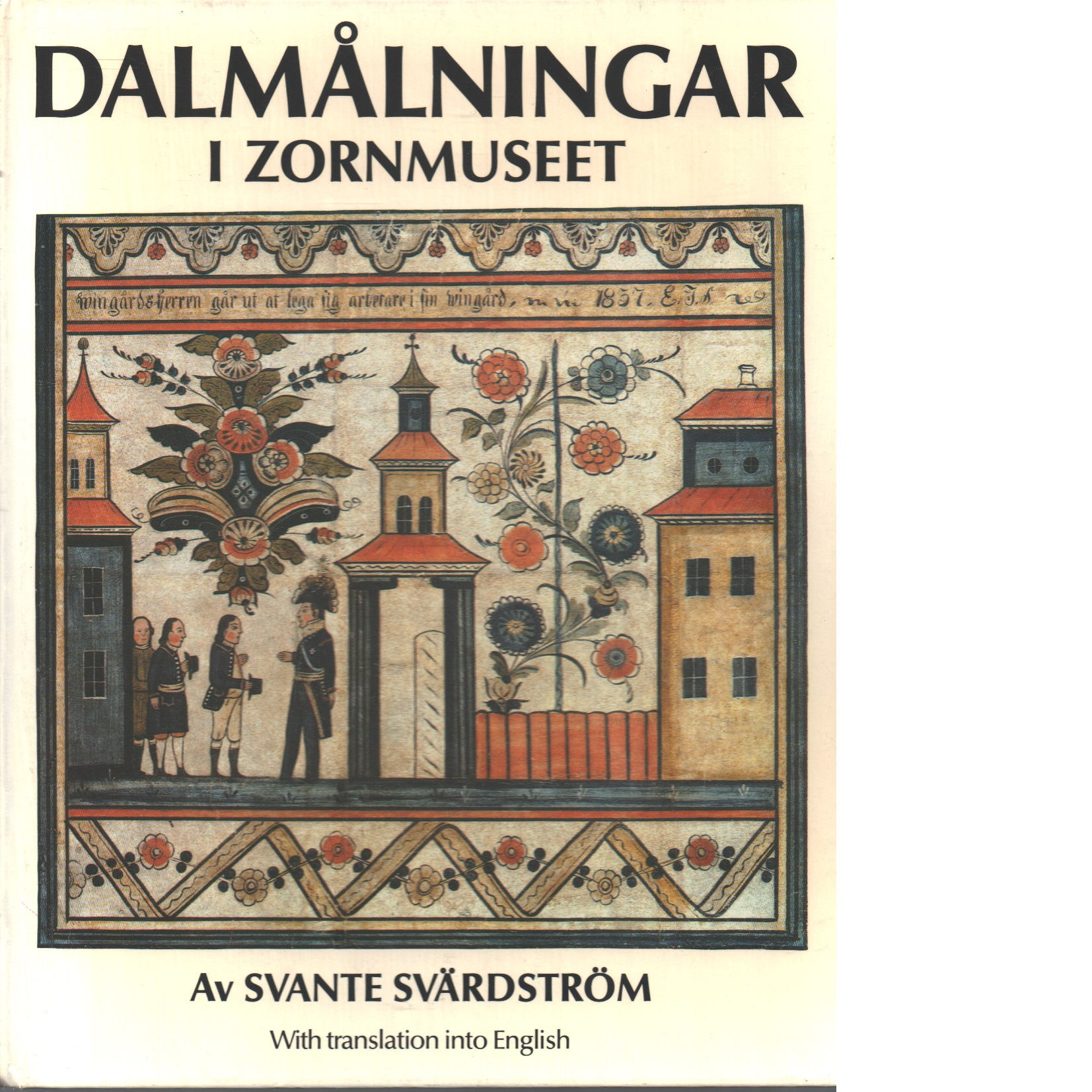 Dalmålningar i Zornmuseet - Svärdström, Svante