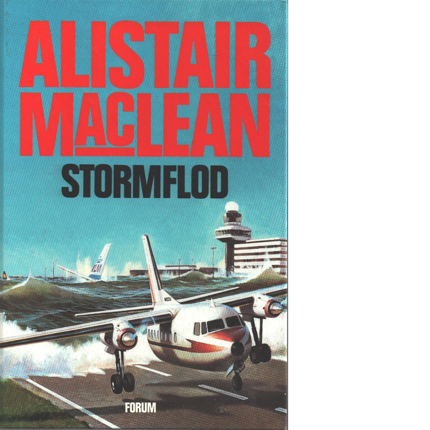 Stormflod - MacLean, Alistair