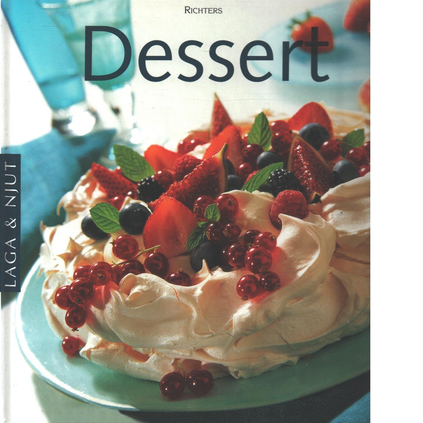 Dessert - Baskerville, Hannah