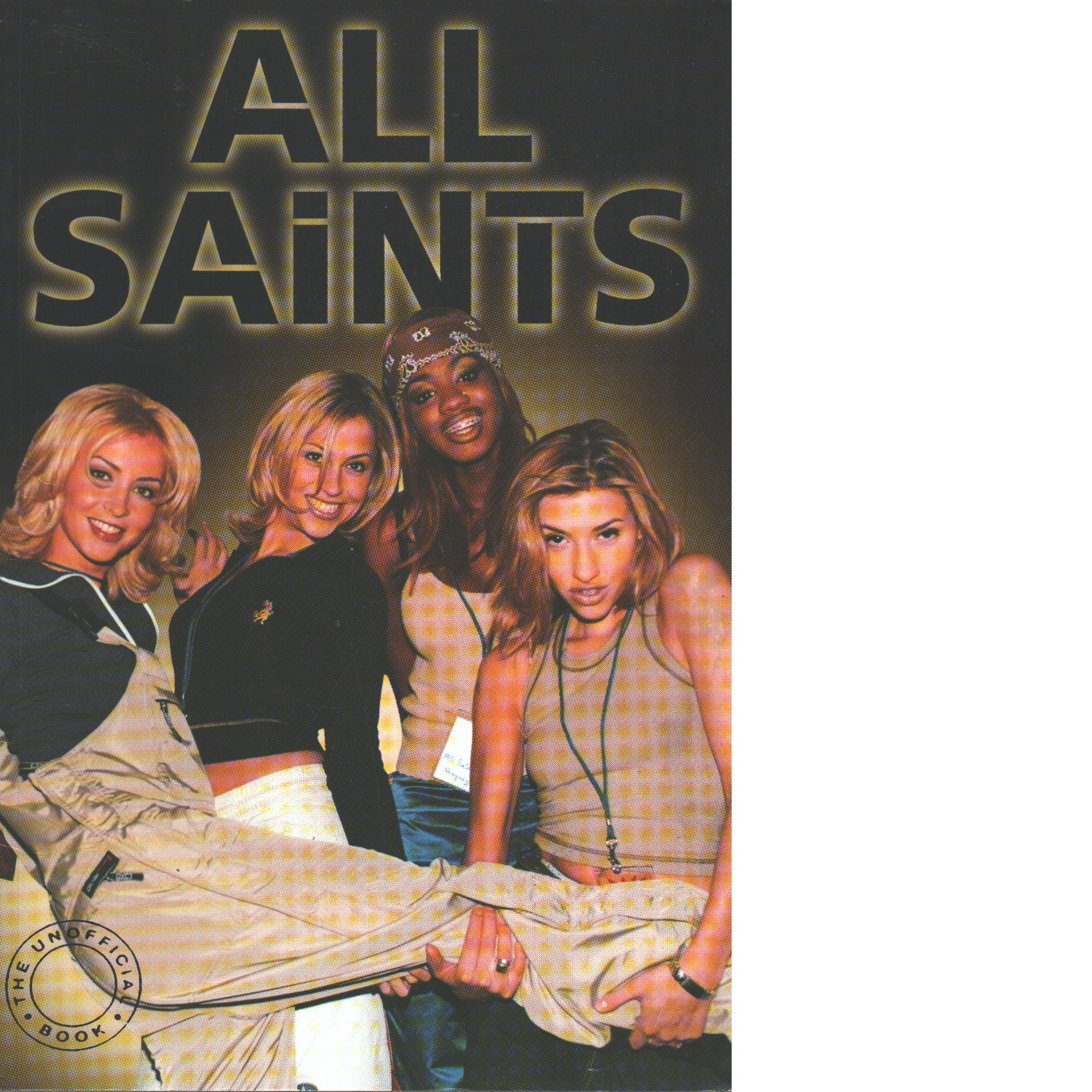 All Saints : the unofficial book - Red.