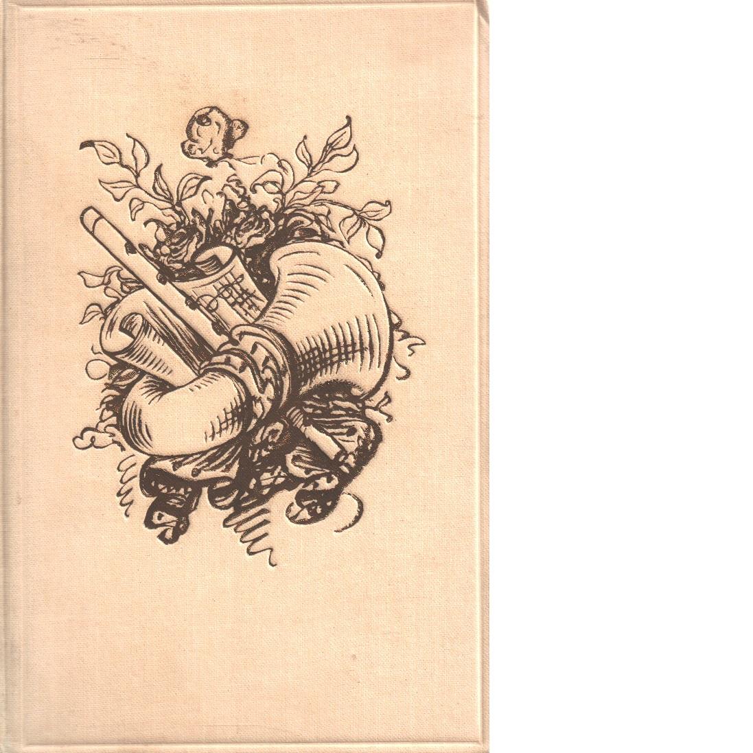 Fridas bok [Musiktryck] - Sjöberg, Birger