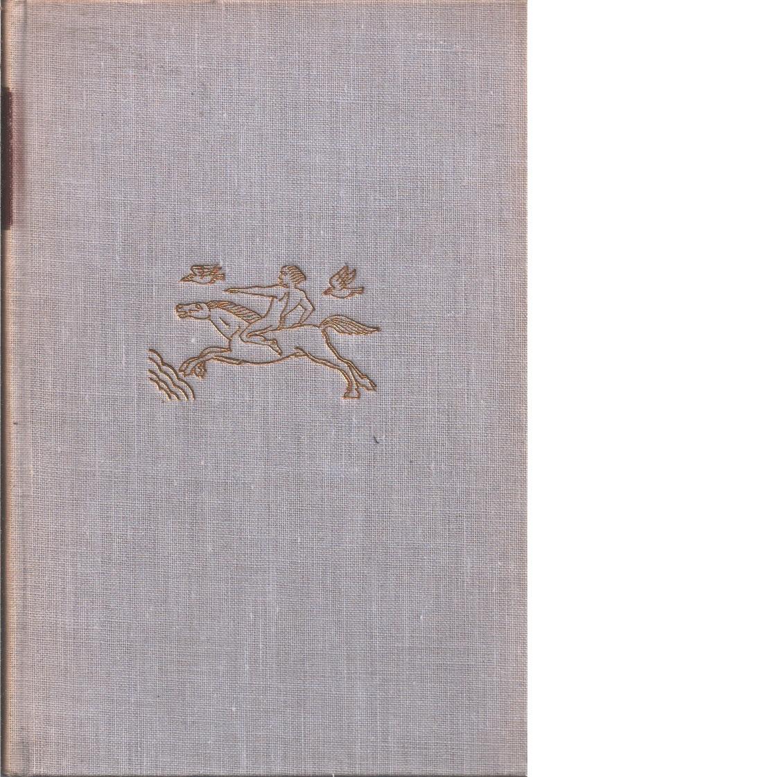 Tre män i en båt - Jerome, Jerome K