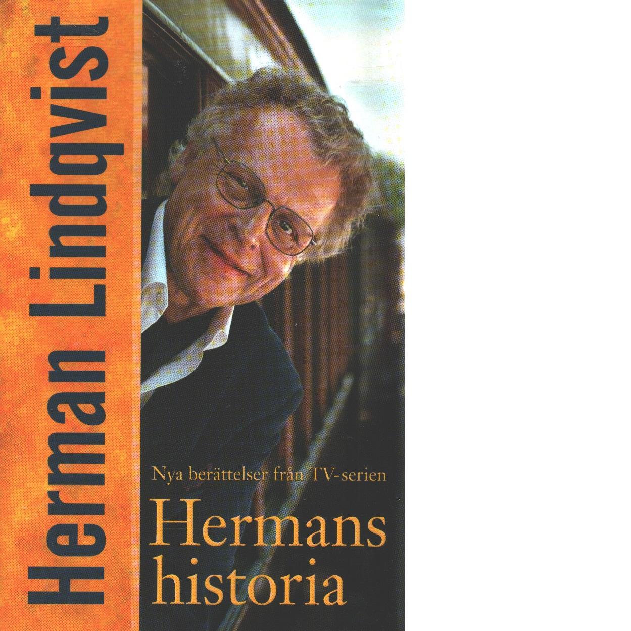 Nya berättelser från TV-serien Hermans historia - Lindqvist, Herman,
