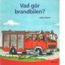 Vad gör brandbilen? - Winter, Julika