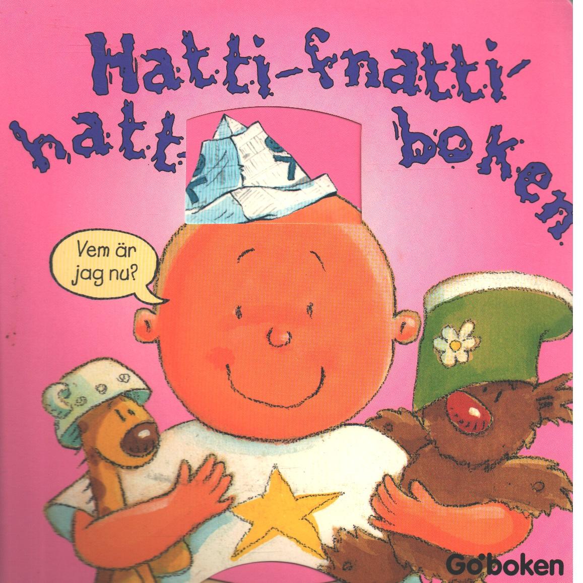 Hatt-fnatti-hatt-boken - Red.