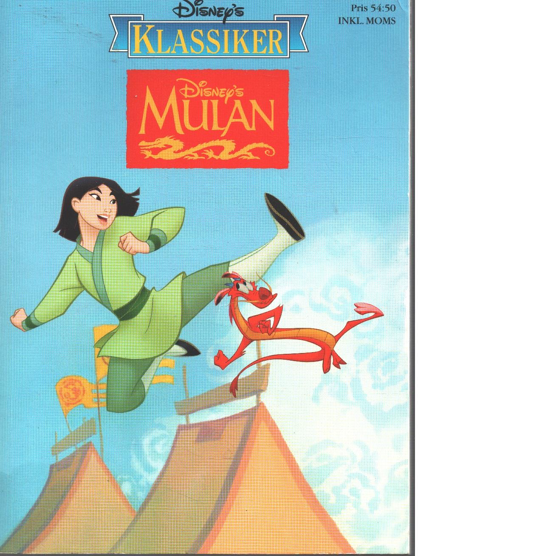 Mulan - Red.