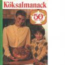 KÖKSALMANACK 50 ÅR 1933-1983 - Red.